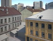 3D: Cityscape