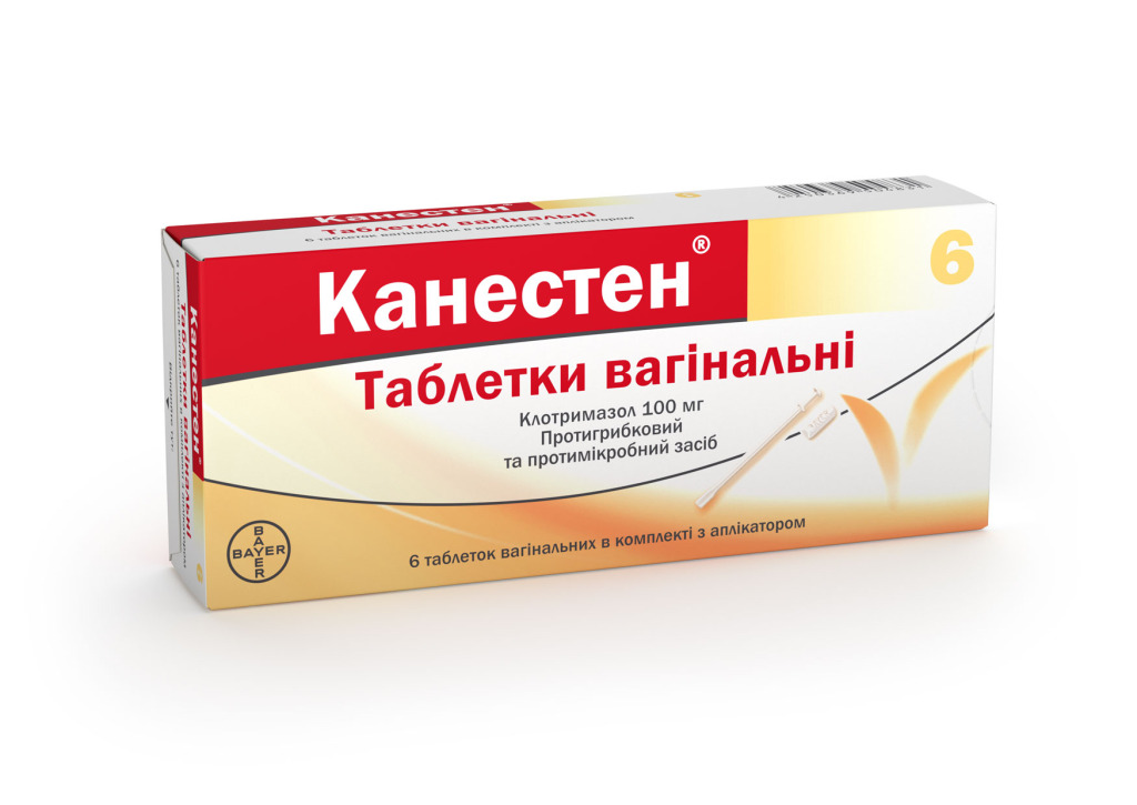 Bayer Canesten