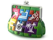 3D: Puzzle Purse