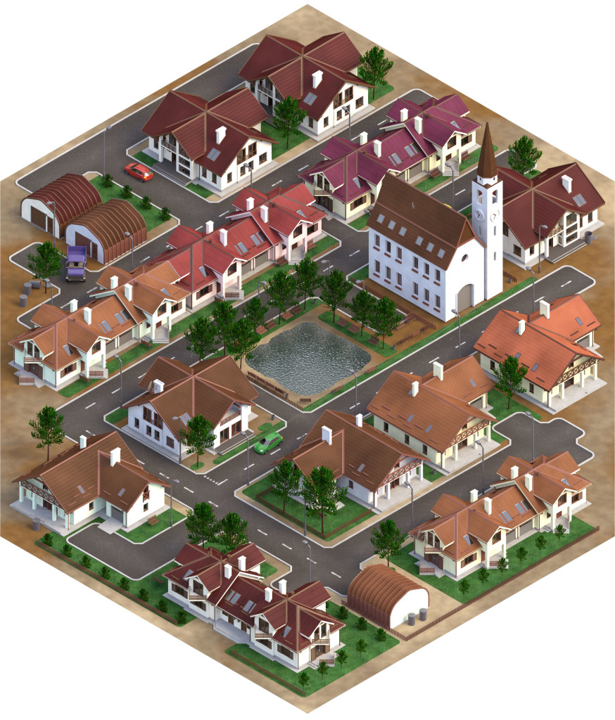 village.005