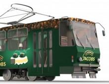 3D: Трамвай — кав'ярня Якобз