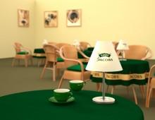 3D: Кафе Якобз