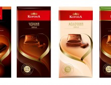 Пакування шоколаду «Корона»