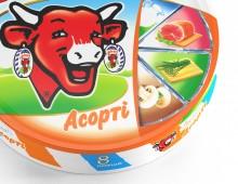 3D: Сир «Весела корівка»