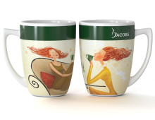 3D: Подарункові чашки Якобз