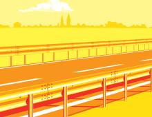 Ілюстрація для кампанії «–10 коп./л»