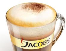 3D: Скляна кружка Jacobs